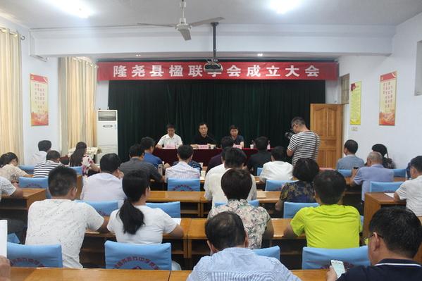 隆尧县楹联学会正式成立